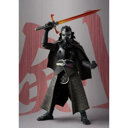 Bandai Movie Realization Samurai Kylo Ren Star Wars Action Figure