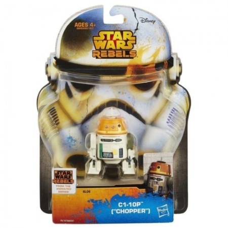Star Wars Saga Rebels Chopper 3.75 Inch Figure