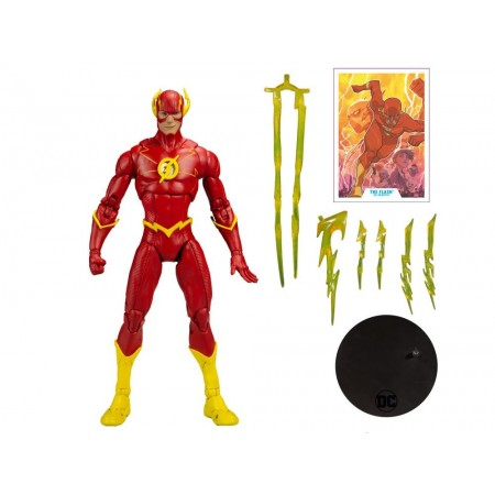 McFarlane DC Universe Rebirth The Flash Action Figure