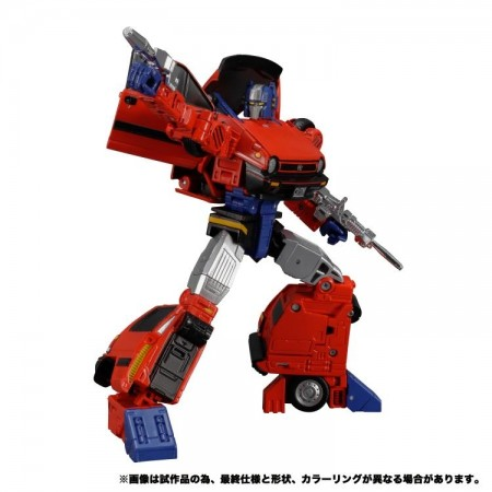 Transformers Masterpiece MP-54 Reboost