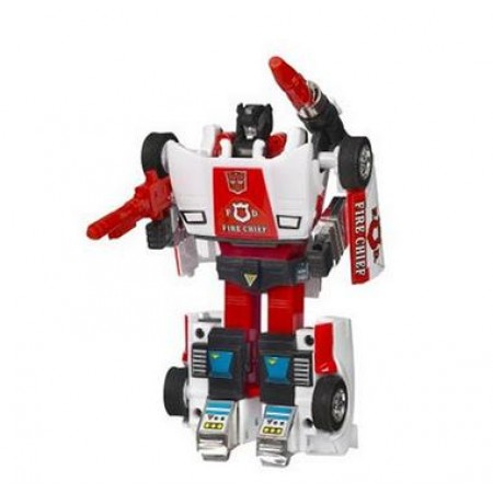 Transformers G1 TRU Reissue Red Alert