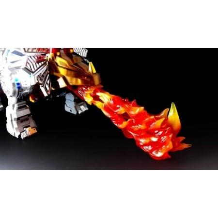 Gigapower Gigasaurs Grassor Flame Accessory