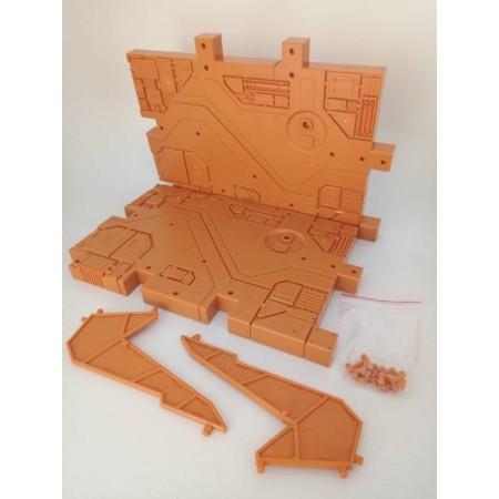 Zeta Toys Zeta EX Display Base Orange