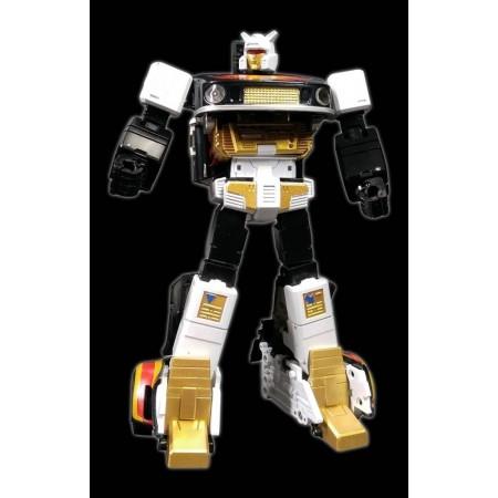 Zeta Toys EX-03B Jazzy ( Black )