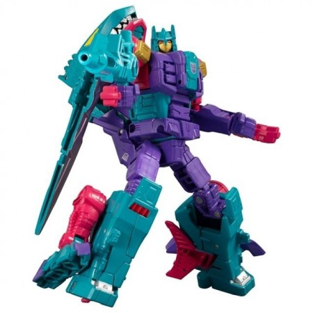 Transformers Generations Select Seacon Overbite ( 1 PER CUSTOMER )