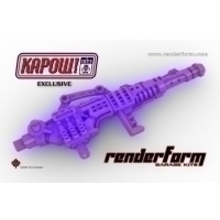 Renderform RW-013K Fusion Blaster Kapow Exclusive