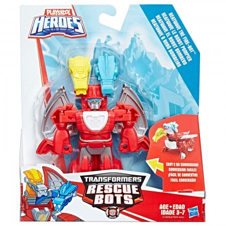 Transformers Rescue Bots Rescan Wave 2 Heatwave