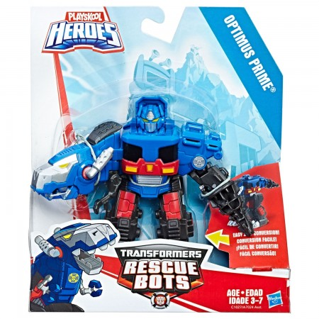 Transformers Rescue Bots Rescan Wave 2 Optimus Prime