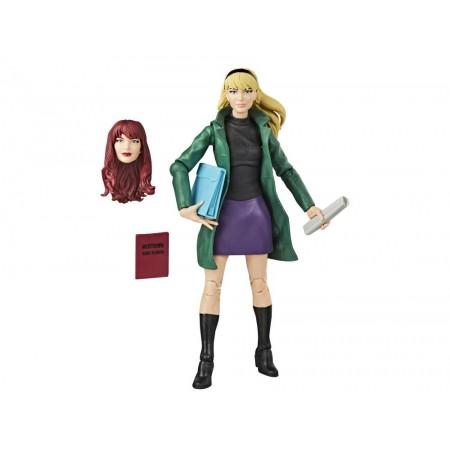 Spider-Man Marvel Legends Retro Collection Gwen Stacey Action Figure