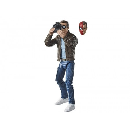 Spider-Man Retro Collection Peter Parker Action Figure
