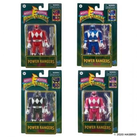 Hasbro Power Rangers Retro