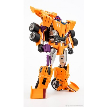 BRAND NEW - TransFormMission TFM M-05 Revolt