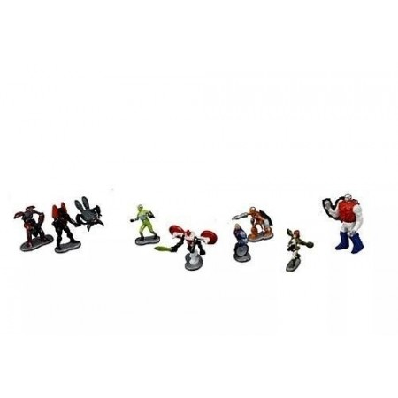Hasbro SDCC IDW Revolution Micronauts Set