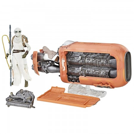 Star Wars Black Series Rey's Speeder