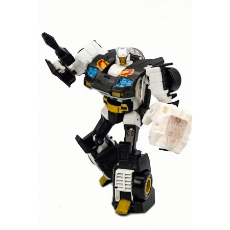 Transformers Generations Select Deluxe Ricochet