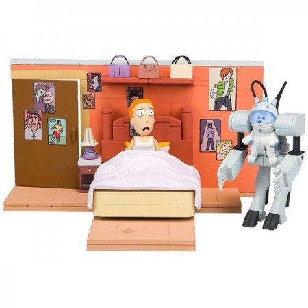 Rick and Morty Construction Sets You Shall Now Call Me Snowball