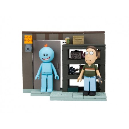 Rick and Morty Small Construction Kit - Smith Garage Rack