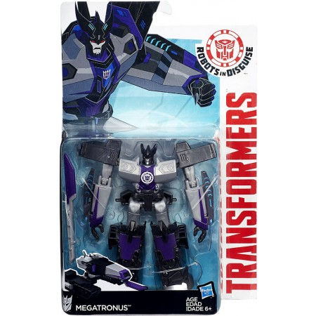 Transformers Robots in Disguise Megatronus