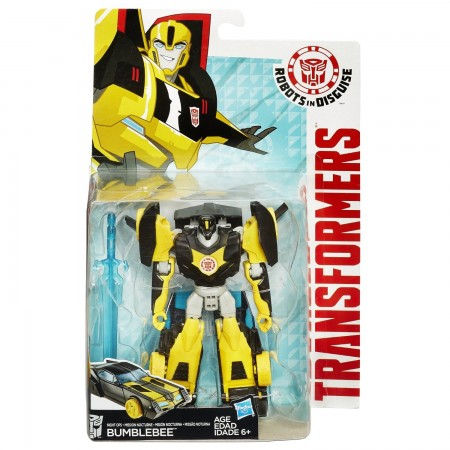 Transformers Robots In Disguise Night Ops Bumblebee