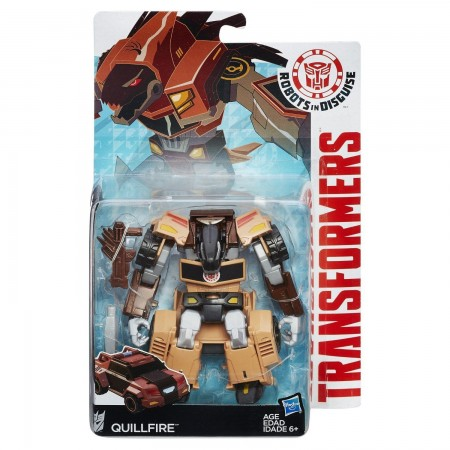 Transformers Robots In Disguise Deluxe Quillfire
