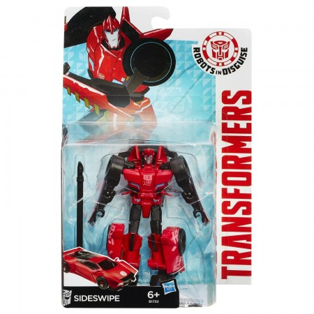 Transformers Robots In Disguise Sideswipe