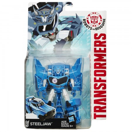 Transformers Robots In Disguise Steeljaw