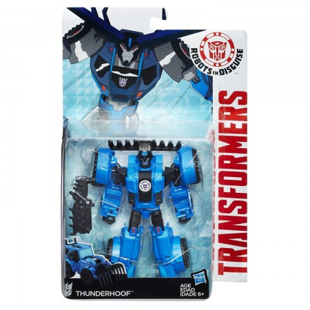 Transformers Robots In Disguise Deluxe Thunderhoof