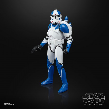 Star Wars The Black Series Gaming Great Clone Jet Trooper Action Figure