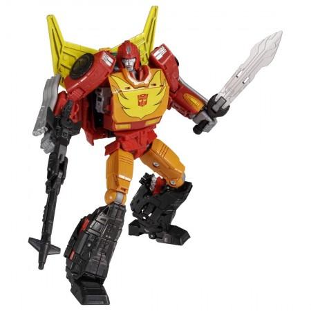 Transformers Kingdom Commander Class Rodimus Prime