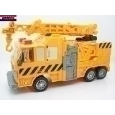 RTS Grapple Transformers Figure PRE-OWNED