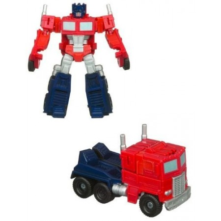 Transformers Reveal The Shield Legends Optimus Prime