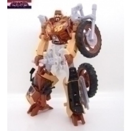 RTS Wreck Gar Transformers Figure PRE-OWNED