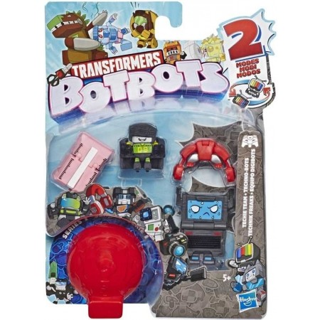 Transformers Botbots 5 Pack Random Selection