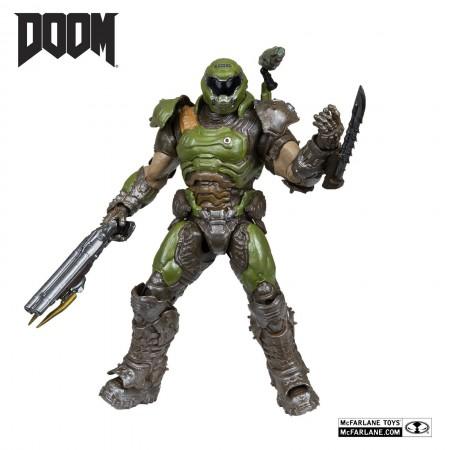 McFarlane Toys Doom Eternal Doom Slayer 7 Inch Action Figure