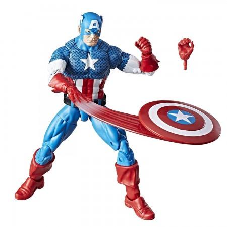 Marvel Legends Vintage Wave 1 Captain America