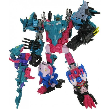 Transformers Generations Selects Piranacon Full Set