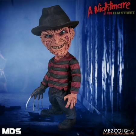 Mezco Designer Series Nightmare On Elm Street 3 Freddy Krueger