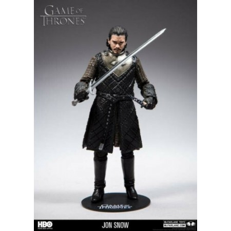 McFarlane Toys Game of Thrones Jon Snow Action Figure