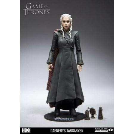 McFarlane Juguetes Juego de Tronos Daenerys Targaryen Figura de acción