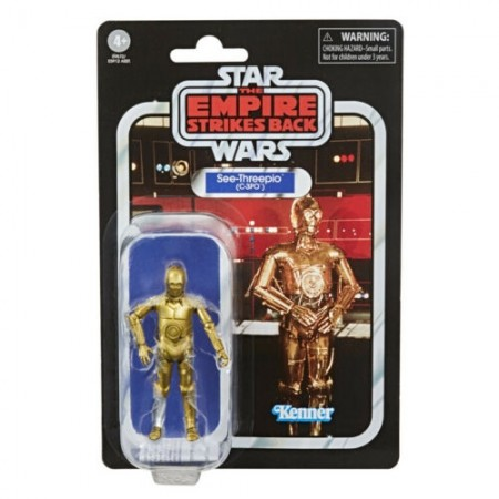 star wars the vintage collection c-3po action figure