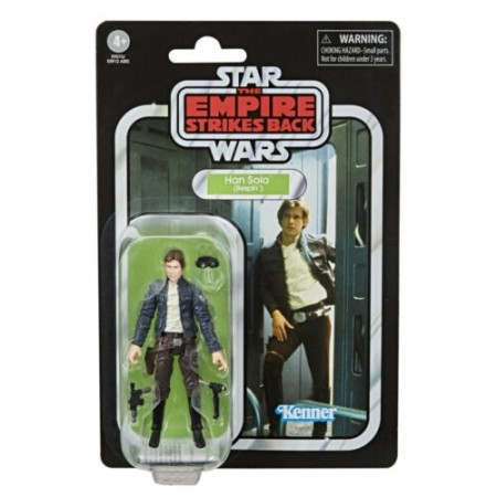 Star Wars The Vintage Collection Han Solo The Empire Strikes Back Action Figure