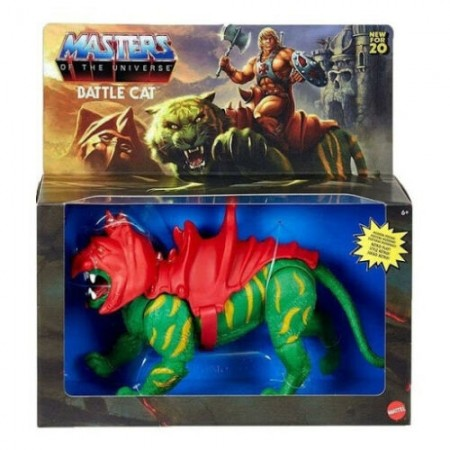 Masters of the Universe MOTU Origins Battle Cat