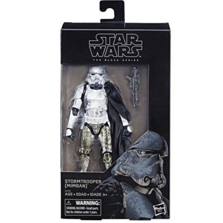 Star Wars The Black Series Mimban Stormtrooper NOT MINT