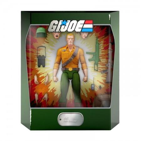 Super7 G.I. Joe Ultimates Duke Action Figure
