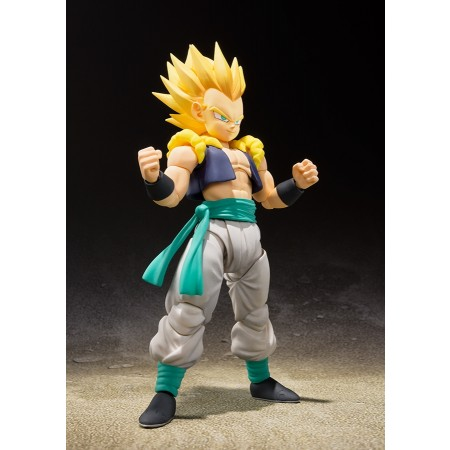 Dragon Ball Super Saiyan Gotenks S.H Figuarts Action Figure