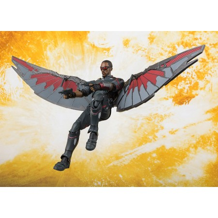 Bandai S.H. Figuarts Vengadores infinito guerra Falcon