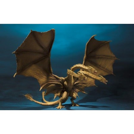 Bandai King Ghidorah 2019 S.H. Monsterarts