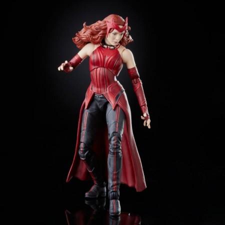 Marvel Legends Disney+ Wandavision Scarlet Witch Action Figure