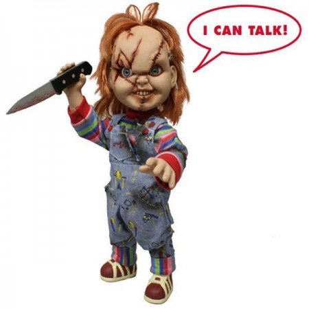 Mezco 15'' Child's Play Scarred Chucky