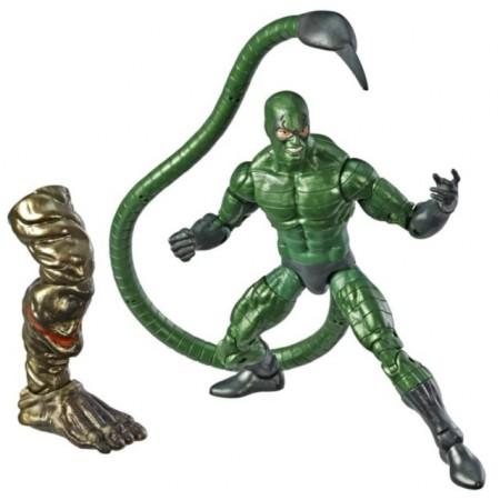 Marvel Leyendas Spider-Man lejos de casa Scorpion IMPORT STOCK